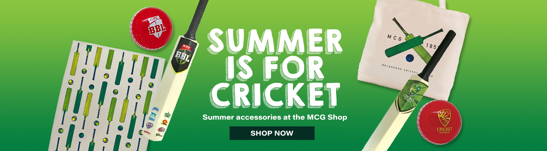 Summer of Cricket