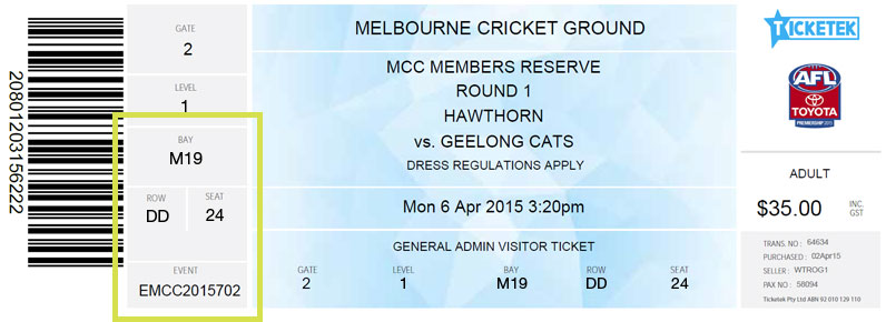 how to find my cricket order number